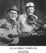 Robert and Lee cover